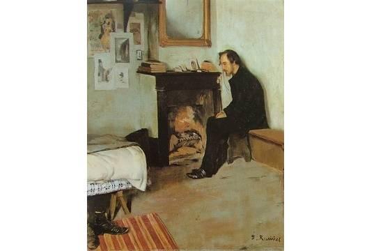 24 июня на «Хлебозаводе» Иван Соколов исполнит произведения Эрика Сати