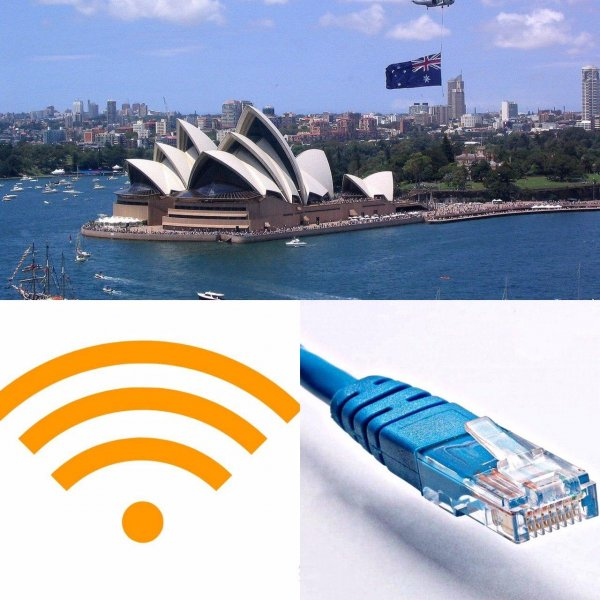 В Австралии зафиксировали новый рекорд скорости интернета