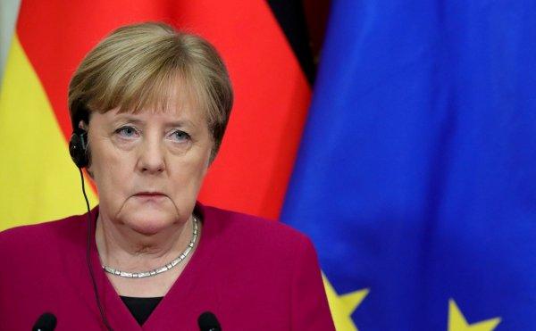 Меркель призвала страны ЕС говорить с Китаем «одним голосом»