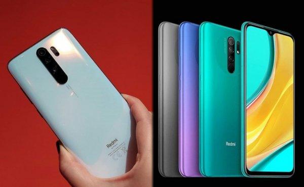 Компания Redmi представила бюджетный смартфон Redmi 9