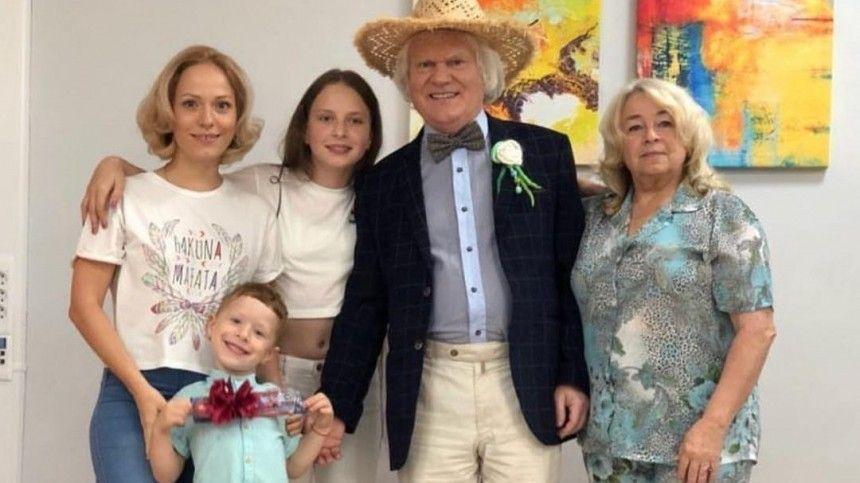 Юрий Куклачев избавил семью от битвы за наследство