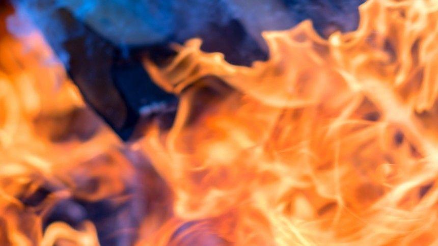 Очевидцы сообщают о взрыве на газопроводе в Свердловской области