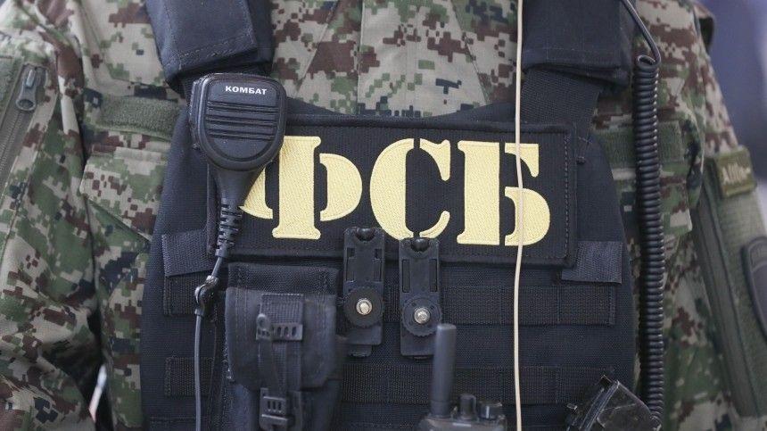 ФСБ задержала сторонника украинских националистов в Барнауле — видео