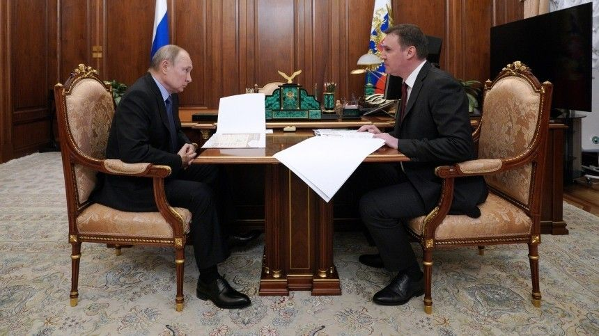 Внимание на ценники! Как прошла встреча Путина с министром сельского хозяйства
