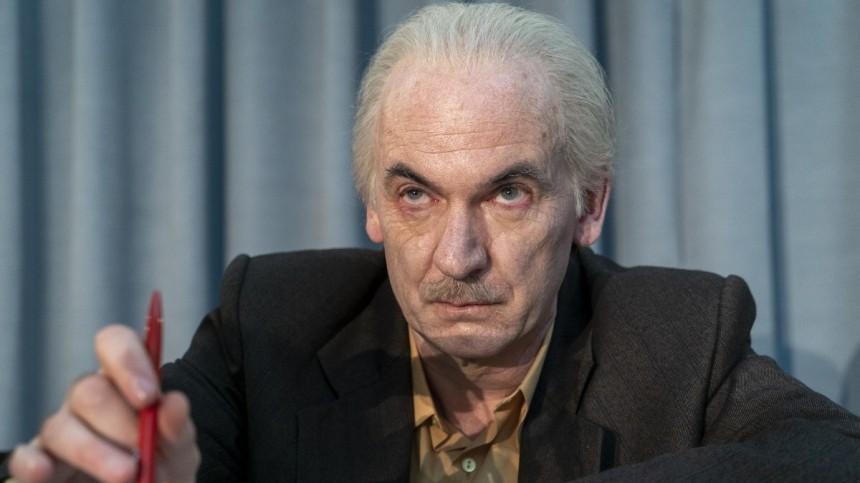 Скончался актер, сыгравший Анатолия Дятлова в сериале «Чернобыль»