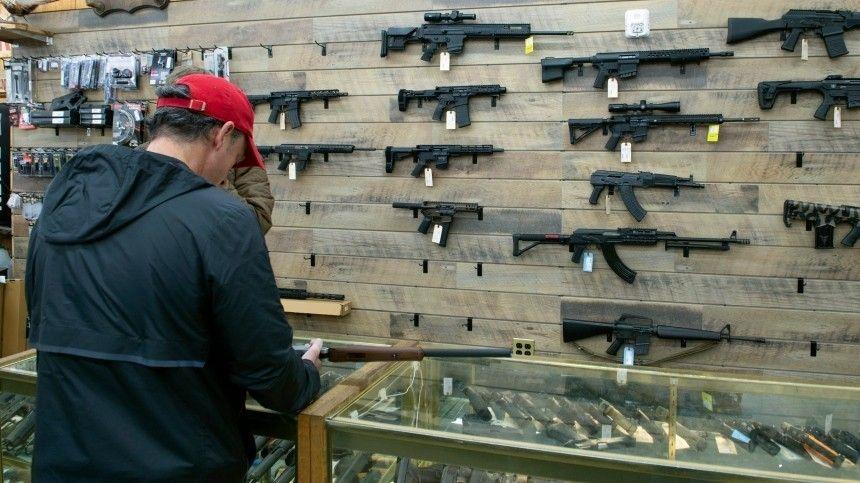 В России сильно снизилось число владельцев оружия