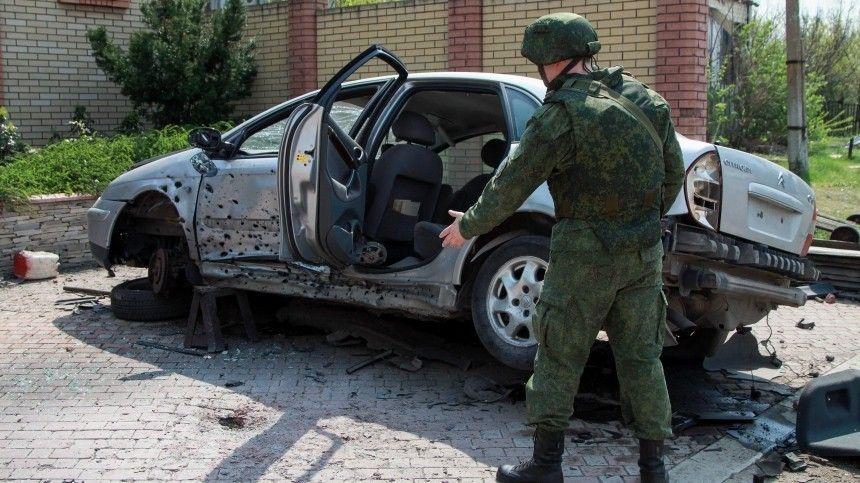 Власти ДНР: украинские военные дважды за сутки обстреляли республику