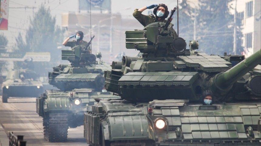Козак заявил о готовности РФ встать на защиту Донбасса в конфликте с Украиной