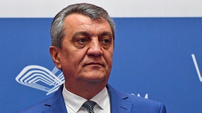 Сергей Меняйло принял предложение Путина и возглавил Северную Осетию