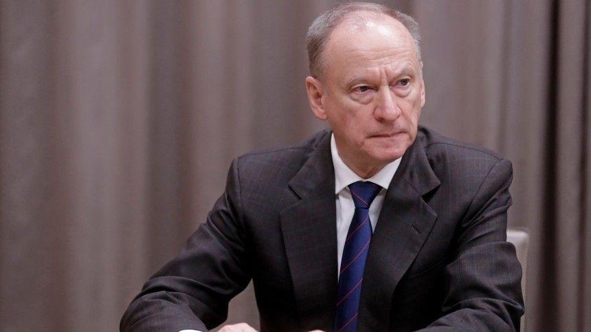 Патрушев заявил о возможном начале боевых действий на Украине при поддержке США