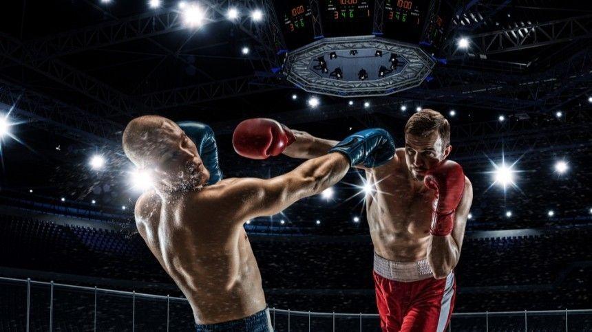 Компания Басты организовала первый в России боксерский поединок в новом весе