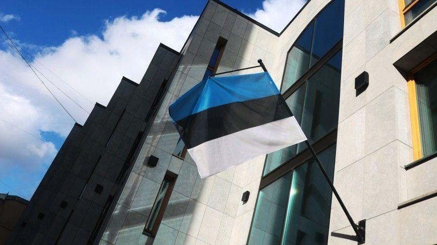 Эстония решила выслать российского дипломата