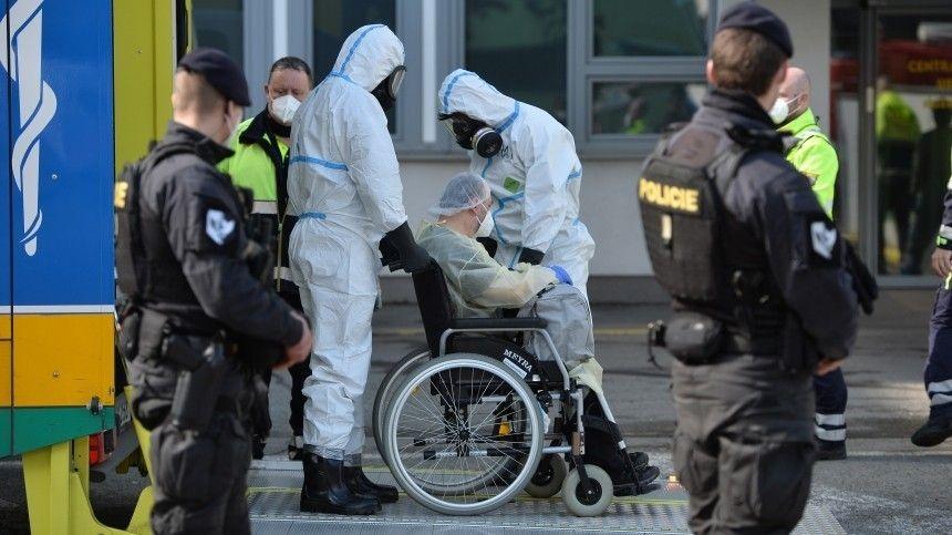 Чехия стала второй в мире по числу смертей от COVID-19 на миллион жителей