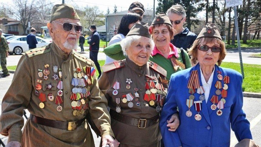 Более 30 тысяч ветеранов получат выплаты к 9 мая в России и Прибалтике