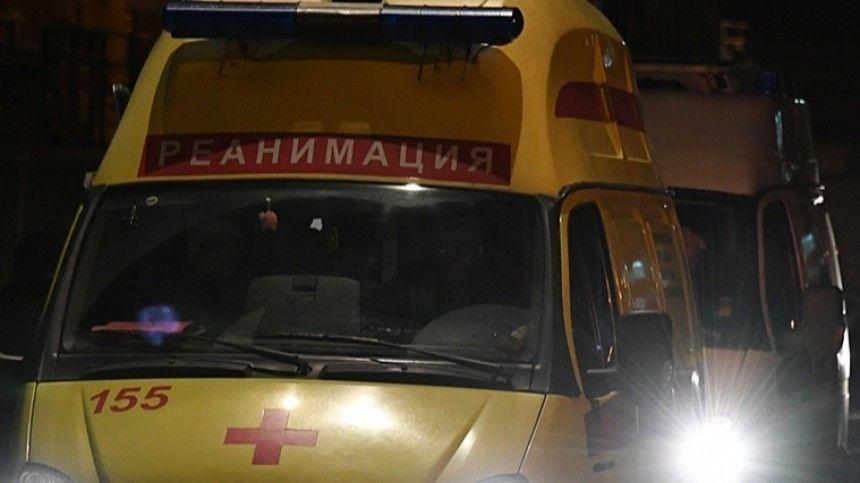 Автобус с пассажирами опрокинулся в Хабаровске. 32 человека пострадали