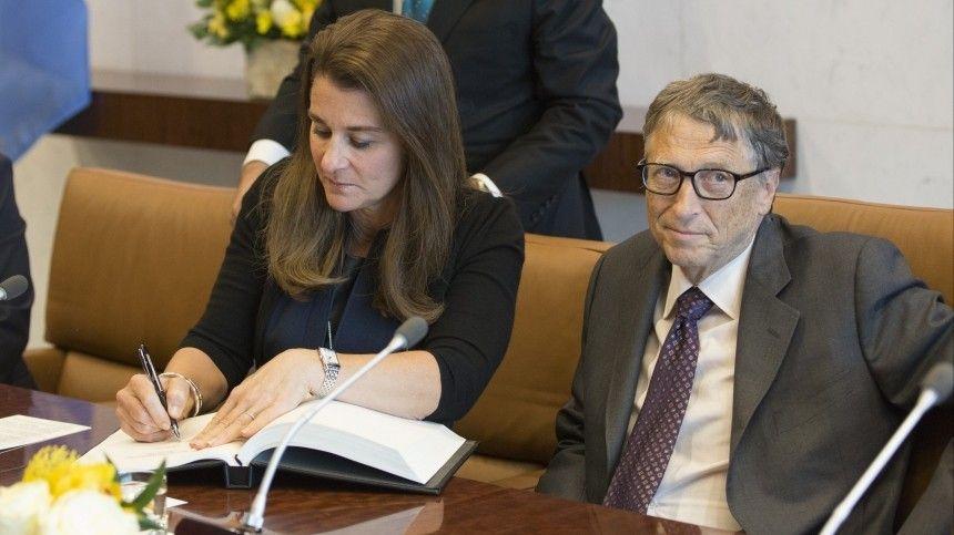 Развод на острове и непримиримые противоречия: новые детали расставания Гейтсов