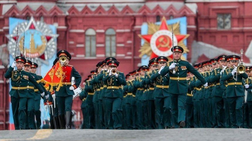 Посольство США в России приняло приглашение посетить Парад Победы в Москве