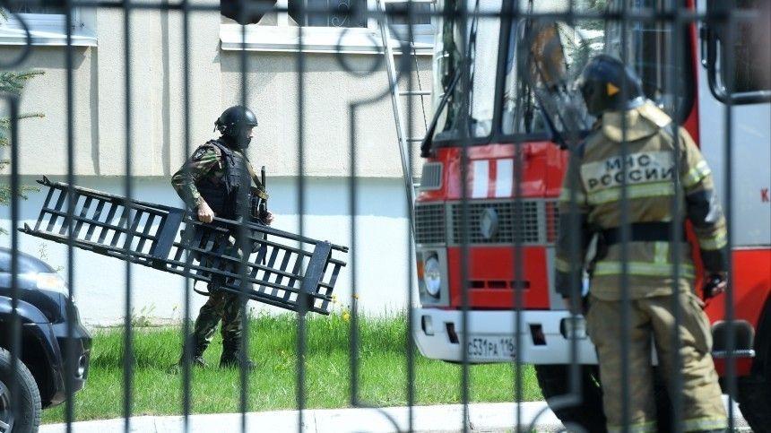 Власти Татарстана опровергли данные о двух нападавших в школе Казани