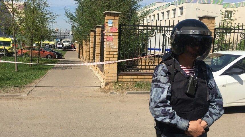 Мишустин почтил память жертв перестрелки в школе Казани минутой молчания