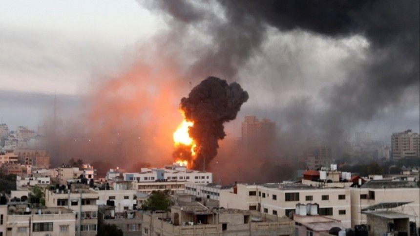 Аэропорт имени Бен Гуриона оказался под ударом ракет с территории Палестины