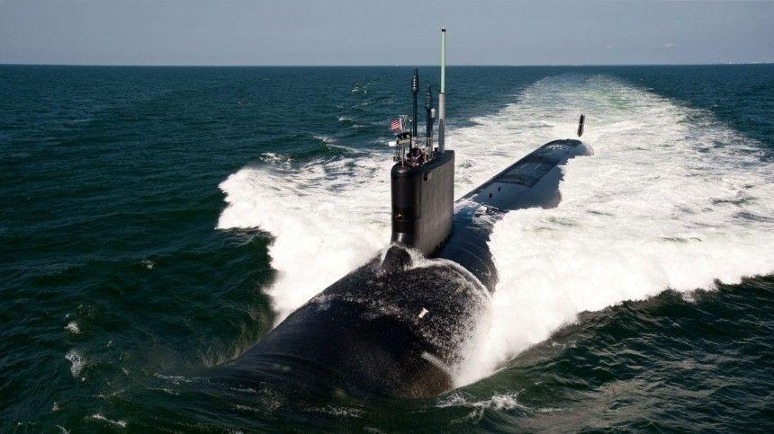 МИД осудил заход американской подлодки в норвежский порт у границ России