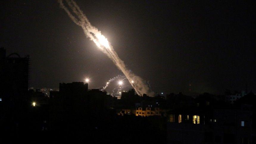 В ХАМАС заявили об атаке по израильскому химзаводу