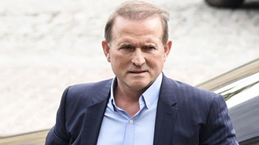 Зеленский оправдывает арест Медведчука началом масштабной борьбы с олигархами