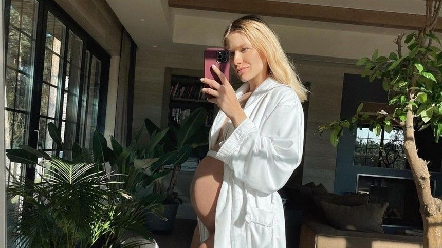 Родившая на три недели раньше срока Перминова рассказала о своем состоянии