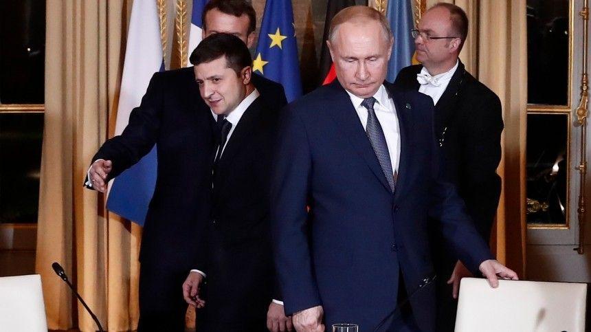 Быть или не быть? Зеленский готовится к встрече с Путиным, в Кремле все отрицают
