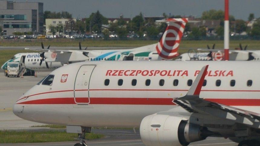 ВВС Польши прокомментировали информацию о захвате самолета