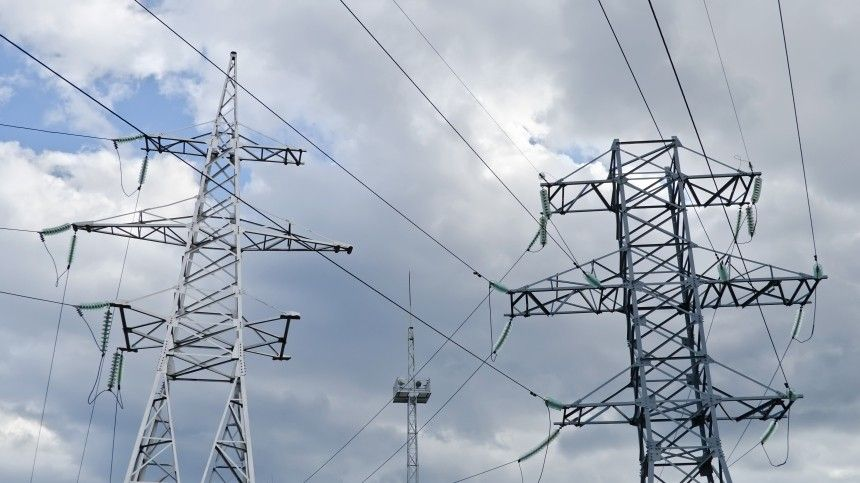 Украина запретила импорт электроэнергии из России и Белоруссии