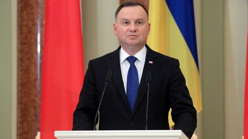 «Это аморально» — в Госдуме отреагировали на слова президента Польши о РФ