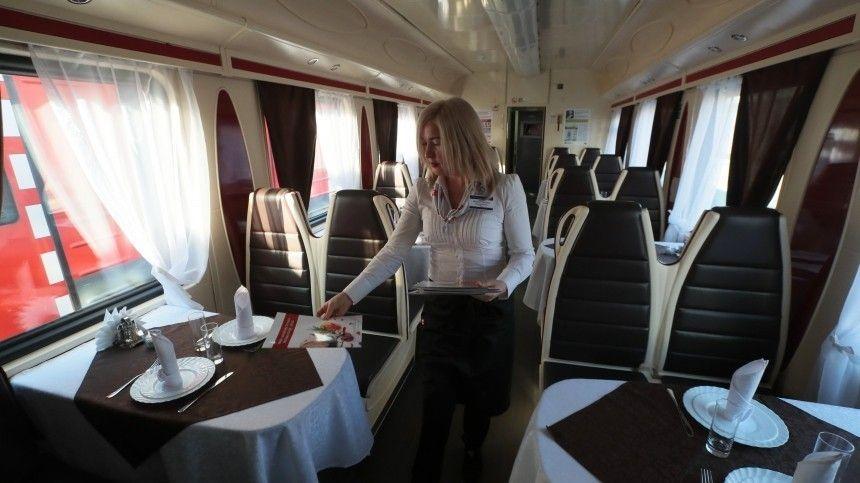 Уходит эпоха: почему вагоны-рестораны исчезнут в РФ в большинстве поездов?