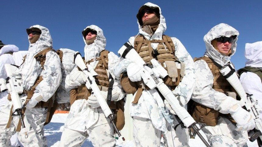 В США заявили о подготовке к «первой арктической войне»