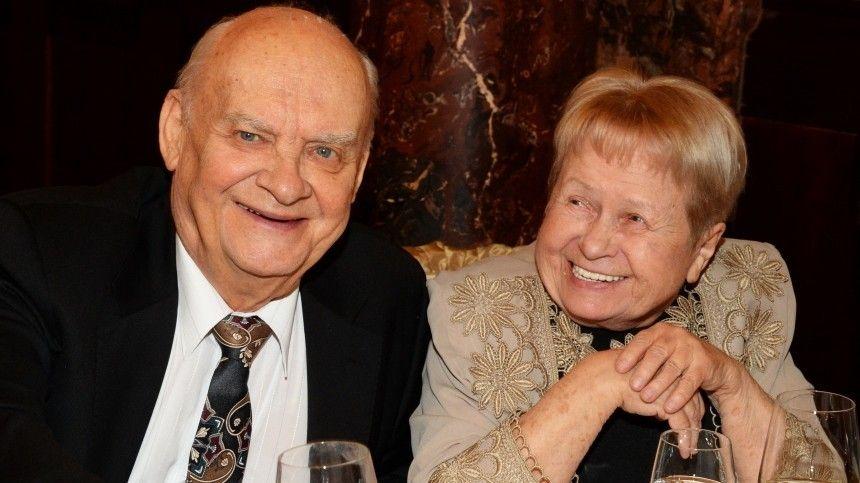Пахмутова рассказала о самочувствии Николая Добронравова после коронавируса