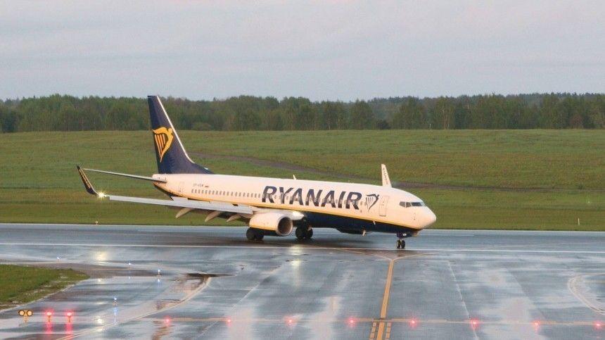 Где припадки? Захарова высмеяла Запад за молчание после посадки рейса Ryanair в Берлине