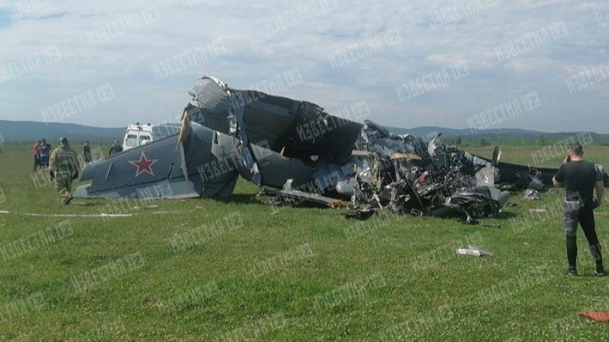 «Ходили как не в себе»: очевидцы рассказали детали крушения самолета в Кузбассе