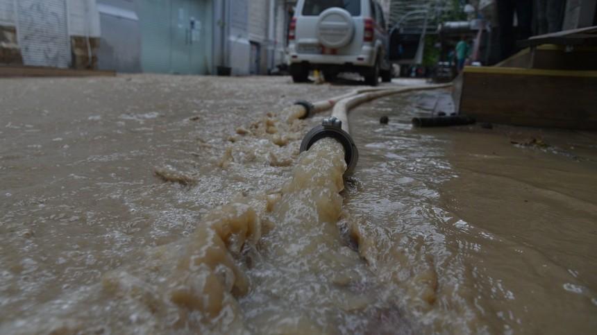 Идут новые тропические ливни: мэр призывает жителей Ялты эвакуироваться