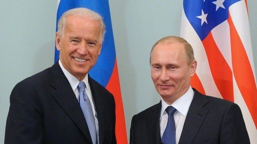 Он уже проиграл: медиа США строят прогнозы на встречу Путина и Байдена