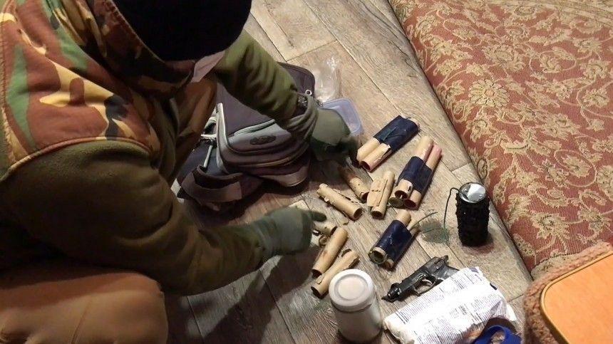 В квартире «черного копателя», которому взрывом оторвало ногу, нашли СВУ