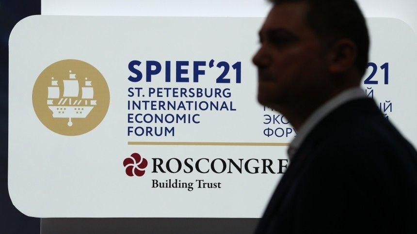 Экономика новой реальности: какие бизнес-проекты обсуждают на ПМЭФ, и о чем уже договорились?