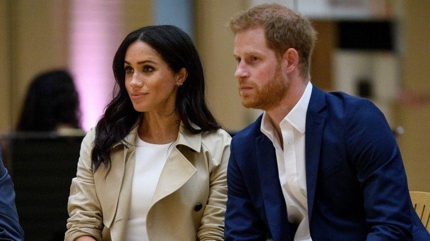 Принц Гарри и Меган Маркл отказались ехать на парад в честь юбилея Елизаветы II