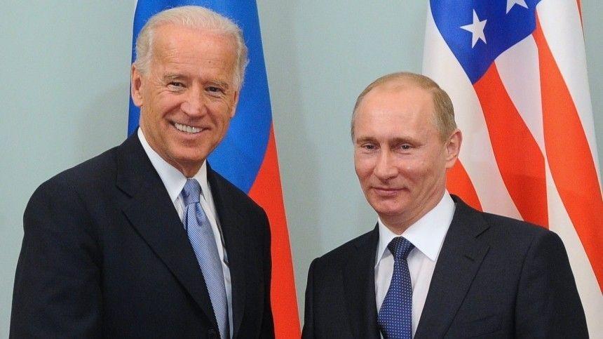 Кремль: тема Украины наверняка будет затрагиваться на встрече Путина и Байдена