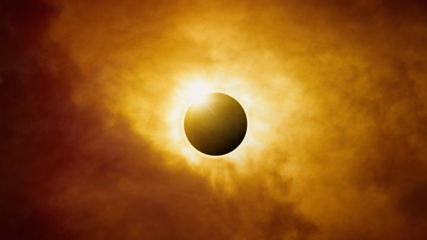 На обладательниц каких имен сильнее всего повлияет кольцевое солнечное затмение