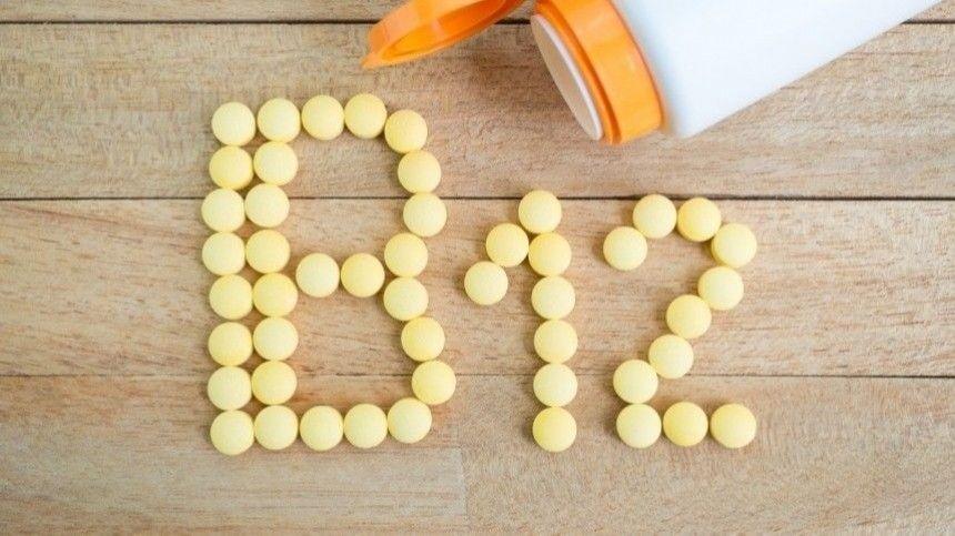 Четыре симптома, указывающие на дефицит витамина В12