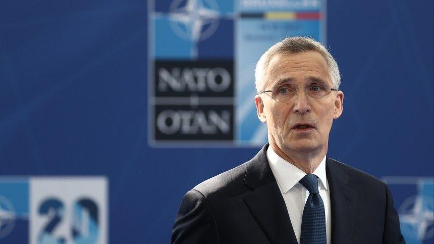 Генсек НАТО рассказал о главной теме встречи в верхах
