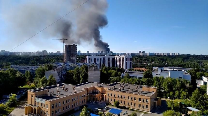Число пострадавших при взрыве в Новосибирске возросло до шести человек
