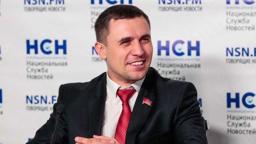 «Подвел коллег»: в Госдуме отреагировали на кутеж депутата-коммуниста Бондаренко