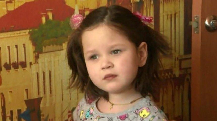 Пятый канал подводит итоги акции «День добрых дел» для Даши Назаровой