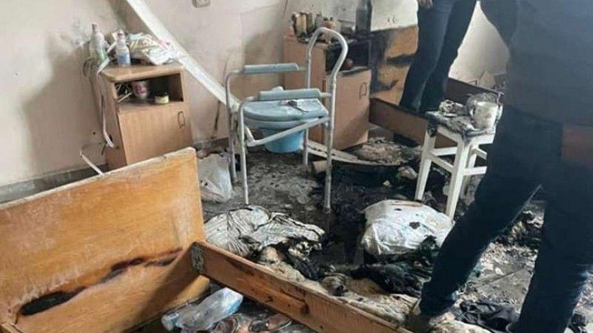 Стала известна причина взрыва в украинской больнице